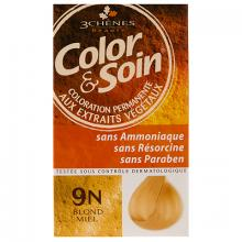 Les 3 chênes Color & Soin Coloration Blond Miel 9N
