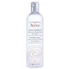 Avene lotion micellaire demaquillant 400 ml