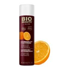 BIO BEAUTÉ BY NUXE Lait Démaquillant à l'Eau d'Orange