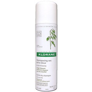 Klorane shampoing sec spray avoine 150ml