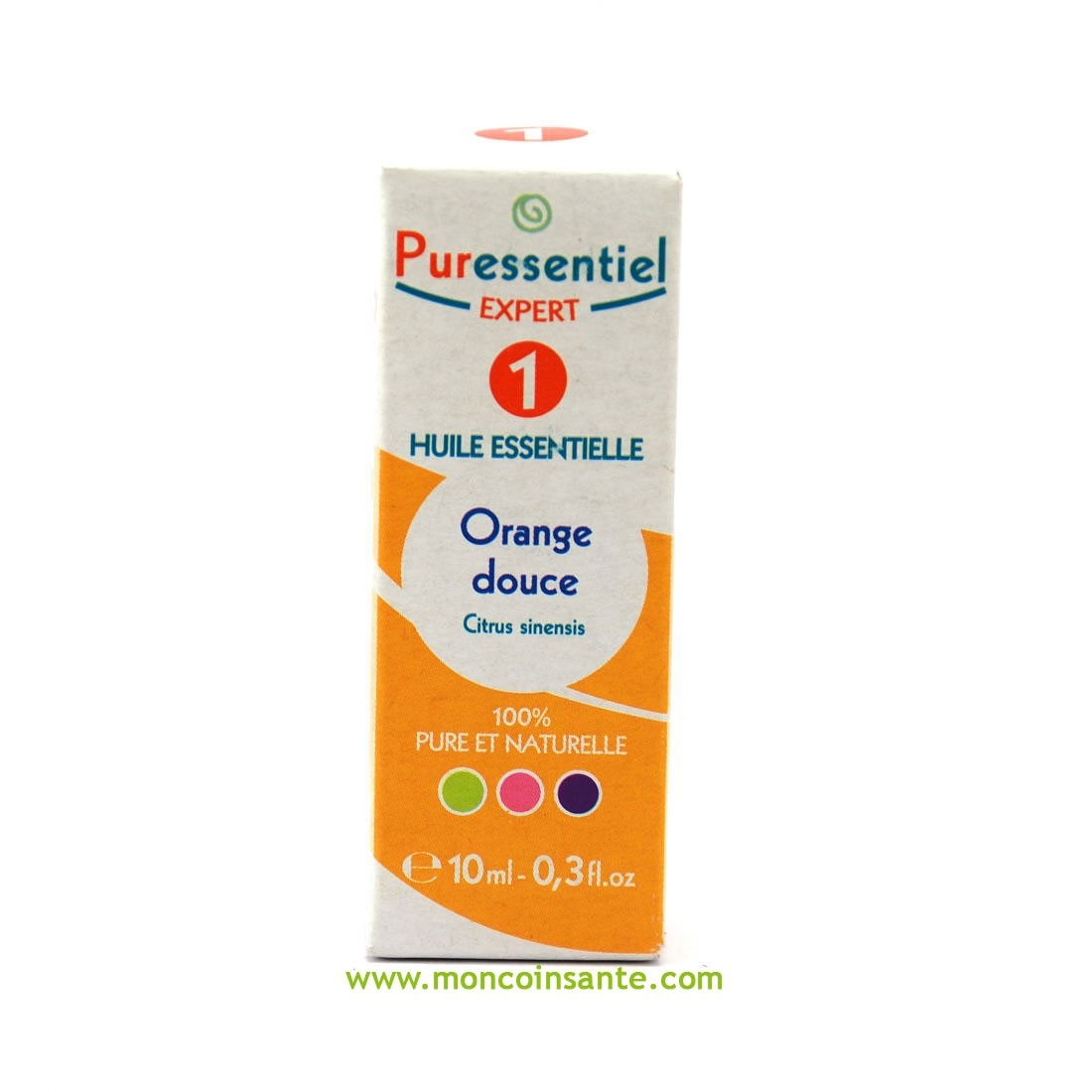 Orange douce 10ml
