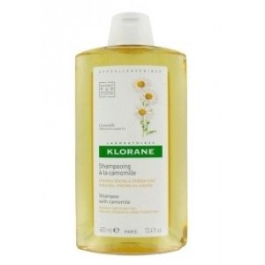 Klorane Camomille Shampooing Reflets Dorés 400ml